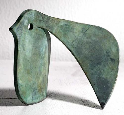 Fotograf: Ditte Channo JessenVærk  type: Skulptur
