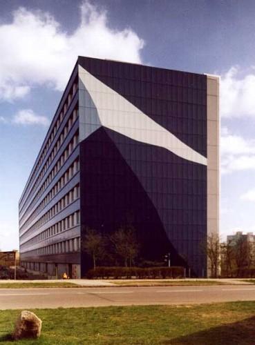Fotograf: Eget fotoVærk  titel: Uden titel Værk  type: Udsmykning Færdiggjort: 1989 Placering: Frydenlund, Vesterbo, Århus