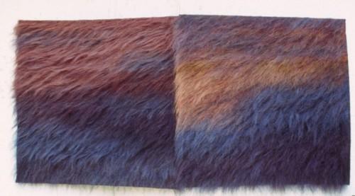 Fotograf: Zbigniew WojcikVærk  titel: Genfundet landskab Værk  type: Billedvævning Materiale: Sisal og kunstfibre Størrelse: 210 x 400 cm. Færdiggjort: 1997